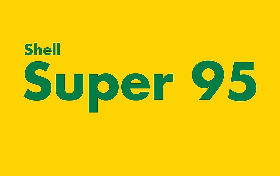 Logo Shell Super 95